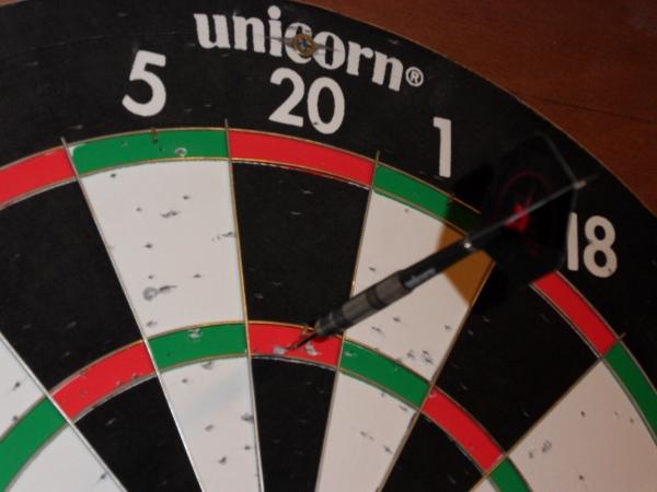 My Dart Board