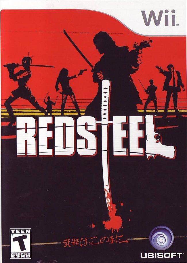 IGN (https://uk.ign.com/games/red-steel)