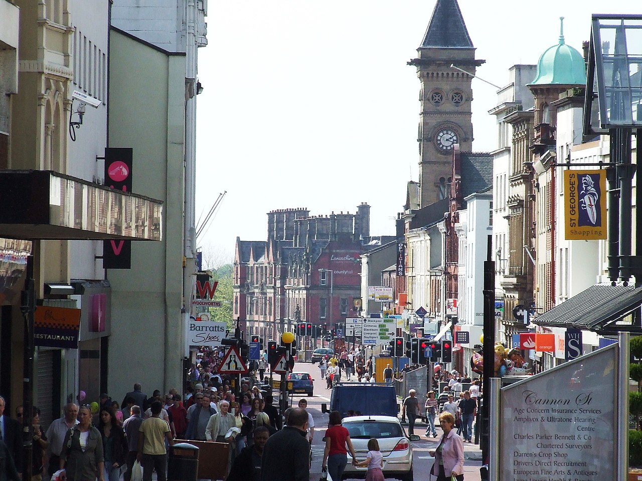 Wikipedia (https://en.wikipedia.org/wiki/Preston,_Lancashire#Major_employers)